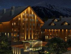 "Opening of ""The Chedi Hotel Andermatt"""