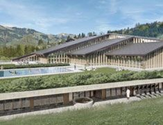 Gstaad Sports Center: Renovated and Expanded