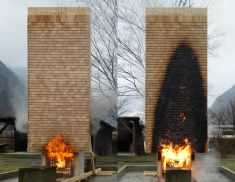 Façade Deliberately Ignited: A Fire Test for Safety