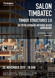 Timber Structures 3.0 – Die revolutionäre Methode in der Anwendung