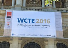 Timbatec Holzbauingenieure am World Conference on Timber Engineering (WCTE)