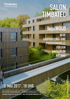 Salon Timbatec Wien: leanWOOD