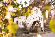 New life for the Aarau Castle Mill