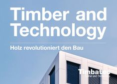 The Magazin Timber and Technology came out
